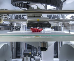 3D Printers application for flexible heating elements
