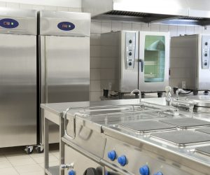 Food Service applications for flexible heating elements